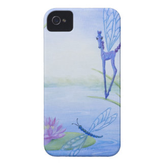 Dragonfly Fantasy Horse iPhone 4/4S Case