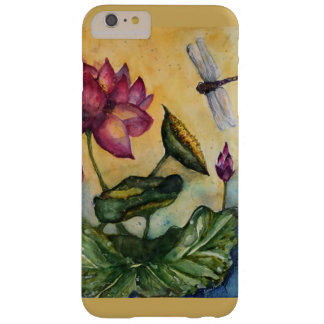 Dragonfly Floral Art iPhone Case