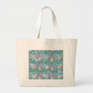 Dragonfly Galaxy Large Tote Bag