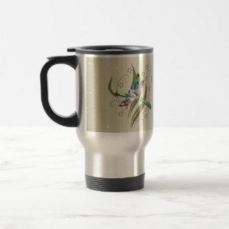 Dragonfly Glow Travel Mug