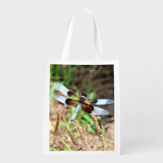DRAGONFLY GROCERY BAGS