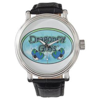 Dragonfly Guys Logo Watch