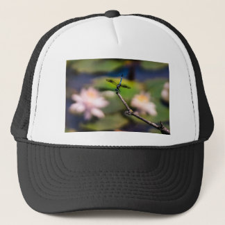 Dragonfly Handstand by Erina Moriarty Photography Trucker Hat