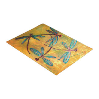 Dragonfly Haze Doormat