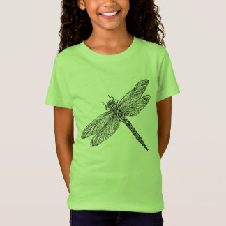 Dragonfly In Style T-Shirt