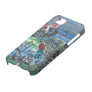 Dragonfly Jewels 2  iPhone Case