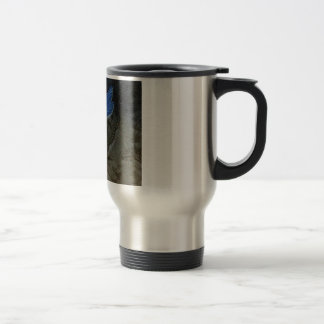 Dragonfly & Lace Travel Mug