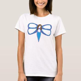 Dragonfly lady 2 T-Shirt