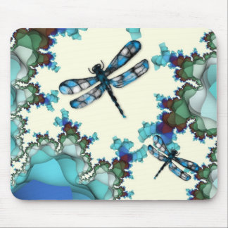 Dragonfly Land Mousepad
