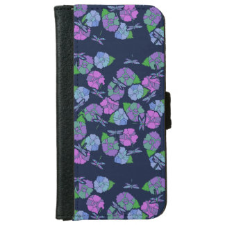 Dragonfly lover iPhone 6 wallet case