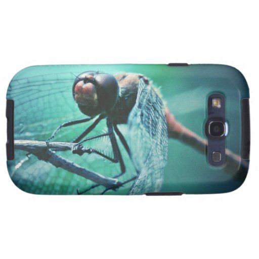 Dragonfly macro photography insect bug shoot samsung galaxy s3 case