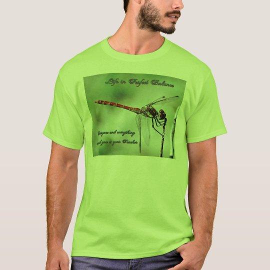 Dragonfly Mens T-Shirt