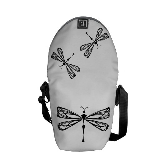 Dragonfly Mini Messenger bag