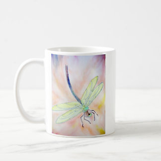 Dragonfly Mug: Fly well, Bright One! Coffee Mug