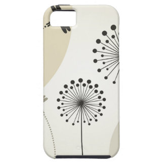 Dragonfly on a flower iPhone 5 cover
