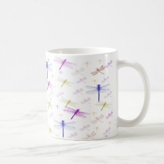 Dragonfly Pattern Mug
