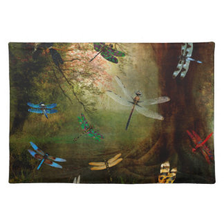 Dragonfly Playground Placemat