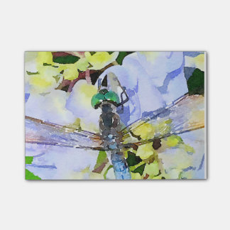 Dragonfly post it post-it® notes