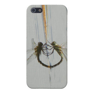 Dragonfly reflection iPhone 5 cover