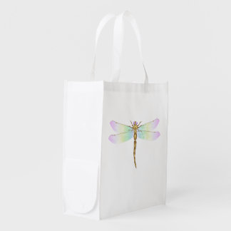 Dragonfly Reusable Grocery Bag