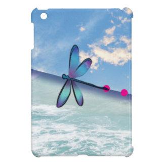 dragonfly-sea-sky iPad mini cases