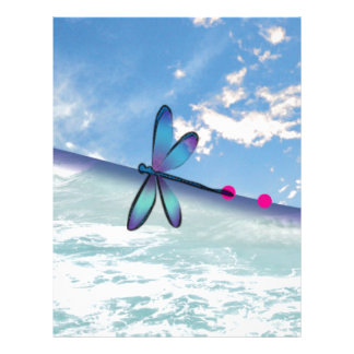 dragonfly-sea-sky letterhead