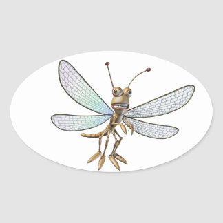 Dragonfly Stickers