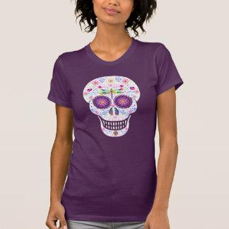 Dragonfly Sugar Skull Shirt