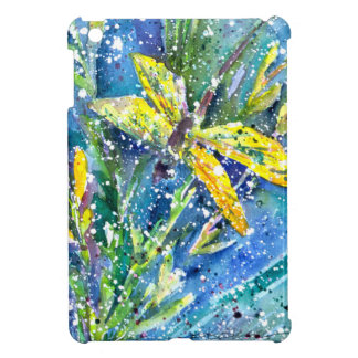 Dragonfly Summer iPad case