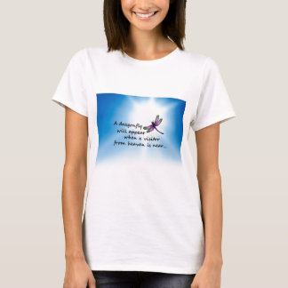 Dragonfly, Visitor from Heaven T-Shirt