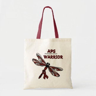 Dragonfly/Warrior...APS Tote Bag