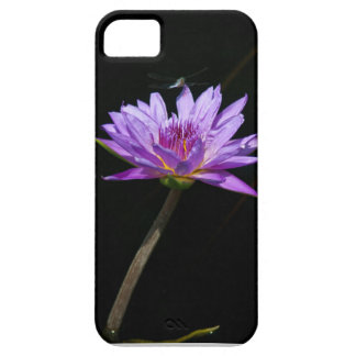 Dragonfly Waterlily phone case