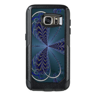 Dragonfly Wings in Abstract OtterBox Samsung Galaxy S7 Case