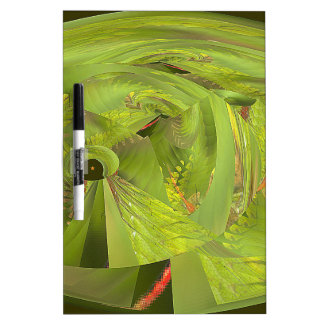 dragonfly world of wonder dry erase board