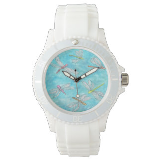 Dragonfly Wrist Watch