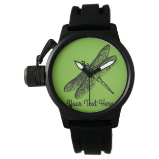 Dragonfly Wrist Watches