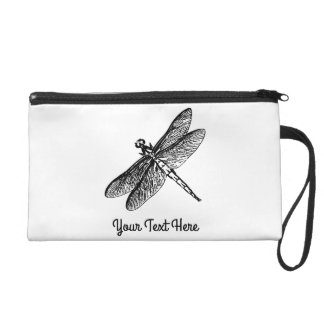 Dragonfly Wristlets