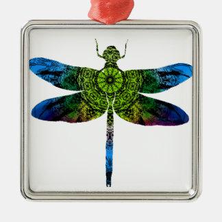 dragonflyk52017 metal ornament