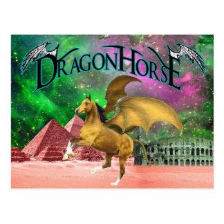DragonHorse Postcard