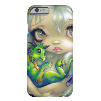 """Dragonling chéri cas de l'iPhone 6 d'IV"" Coque Barely There iPhone 6"