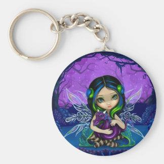 Dragonling Garden II Keychain