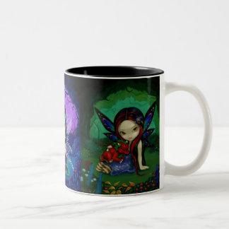 Dragonling Garden Mug