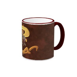 Dragonlore Initial C Ringer Mug