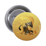 Dragonlore Initial N Pinback Buttons