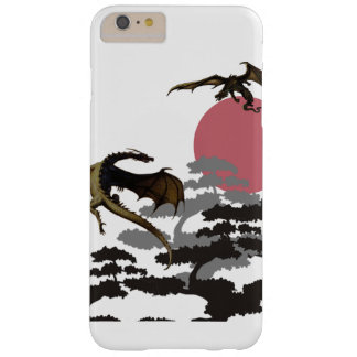 Dragons and bonsais barely there iPhone 6 plus case
