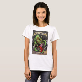 Dragons and Dreams women's t-shirt