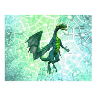 Dragons Breath Postcard
