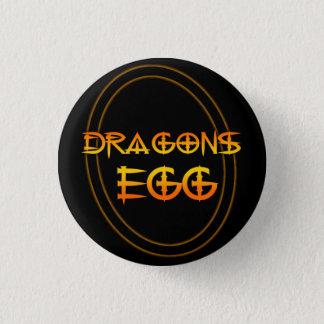 Dragon's Egg 1 Inch Round Button
