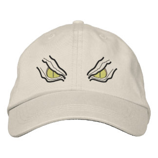 dragons eyes embroidered hat