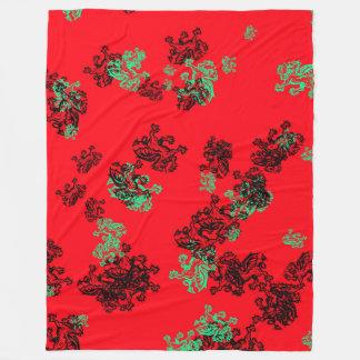Dragons Fleece Blanket